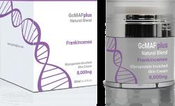 GcMAFplus 8000ng natural range skin cream