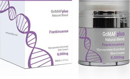 GcMAFplus 8000ng natural range skin cream