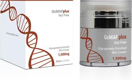 GcMAFplus original 1500ng nut free skin cream
