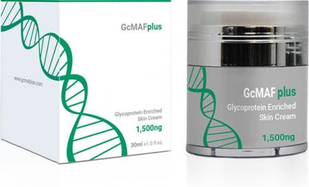 GcMAFplus original 1500ng skin cream