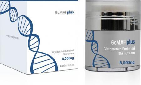 GcMAFplus 8000ng standard range skin cream